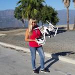 Drone Diva Desi