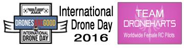 Team Dronehart Banner