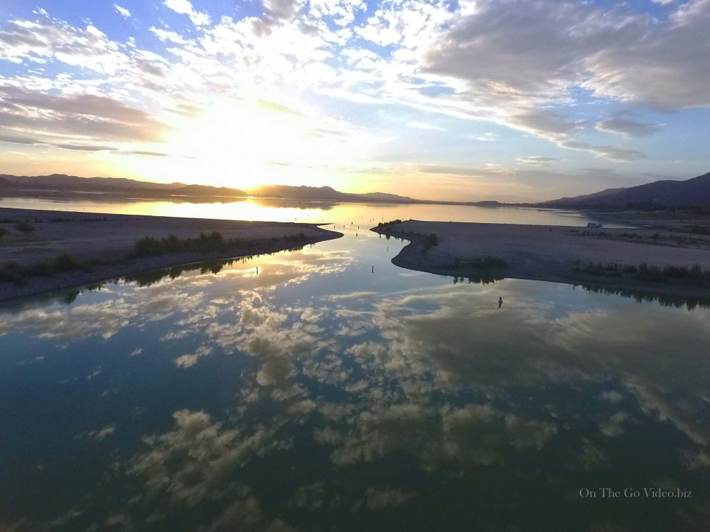 Lake Elsinore Sunrise