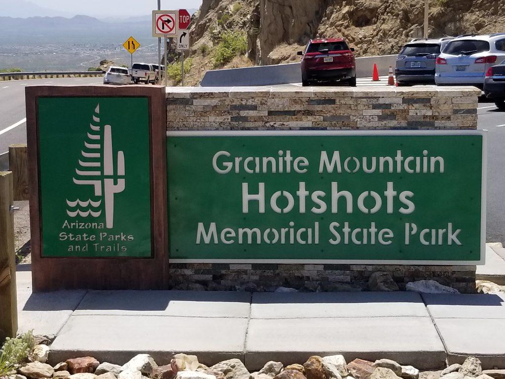 Yarnell Hotshots Memorial